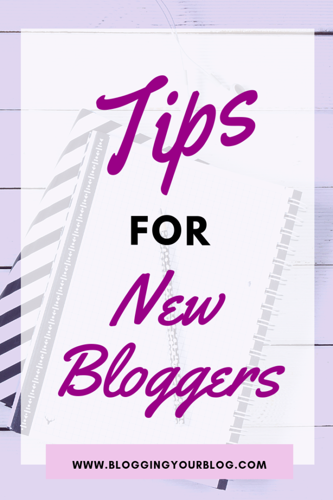 Tips for New Bloggers. Find out what you can do to help make your new blog successful.