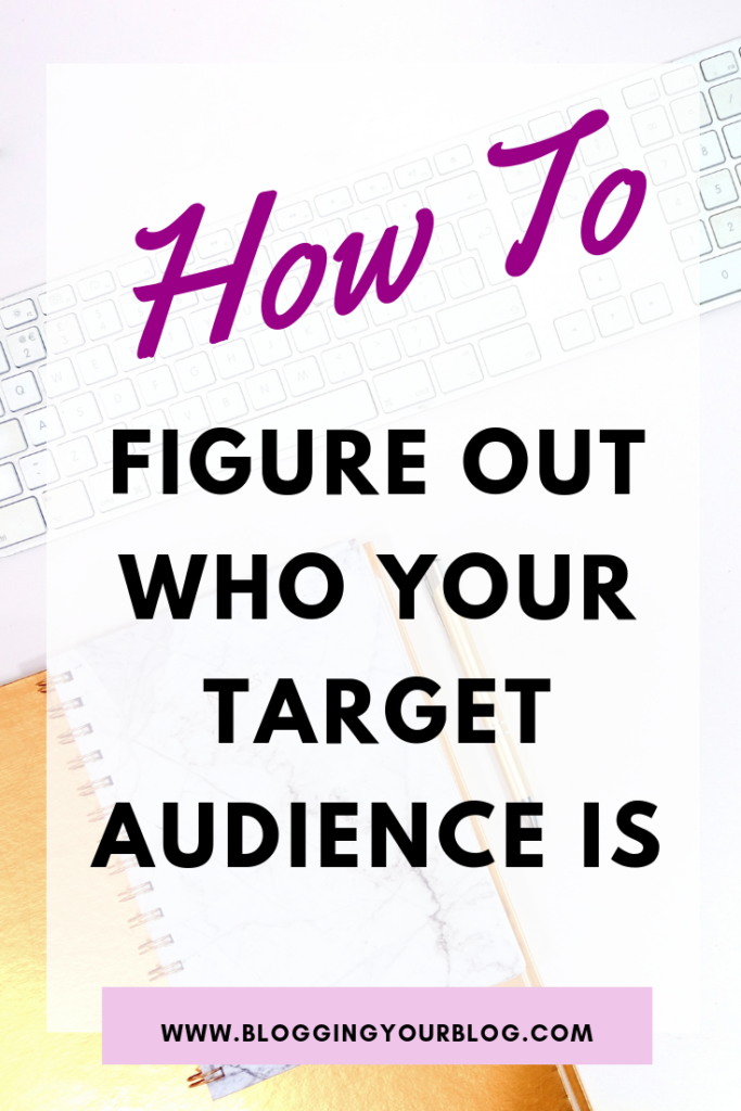 How to Figure Out Who Your Target Audience is | Find out who your readers will be and how you can narrow down who your blog's target audience is.