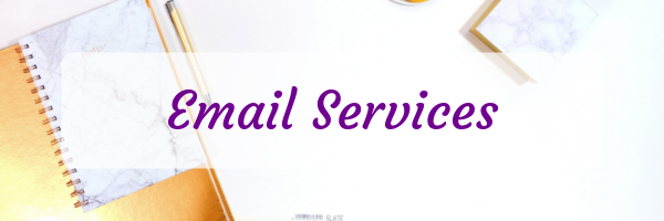 Email Service Resources for Blogs