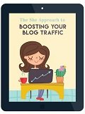 Boosting Your Blog Traffic eBook