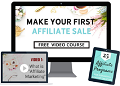 Make Your First Affiliate Sale eCourse