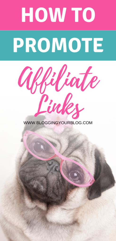 Affiliate Marketing 101: How to Promote Affiliate Links | 13 Ways You Can Promote Affiliate Links for Your Blog