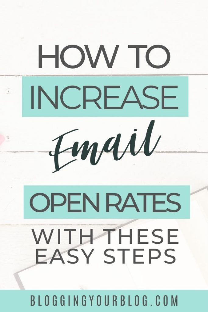 Increase Email Open Rates With These Easy To Implement Steps. Get more out of your email list and engage with your subscribers by getting more people to open your emails.
