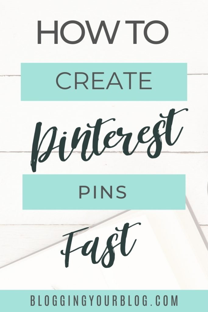 How to create Pinterest Pins fast by using Pinterest Templates