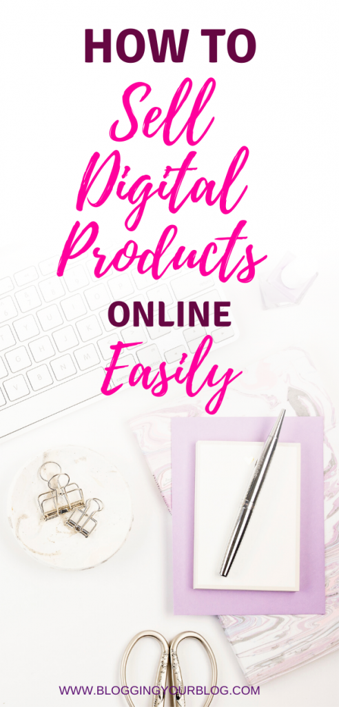 How to Sell Digital Products Online Easily