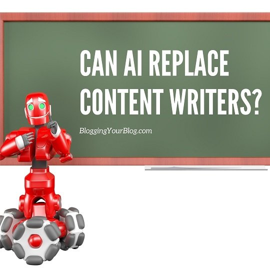 Can AI Replace Content Writers?